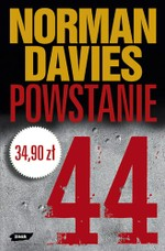 Powstanie '44 - okładka książki