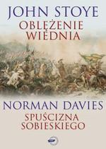 Oblężenie Wiednia / Spuścizna Sobieskiego - okładka książki