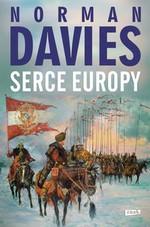 Serce Europy - okładka książki
