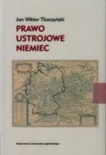 Prawo ustrojowe Niemiec w Księgarni Literon.pl