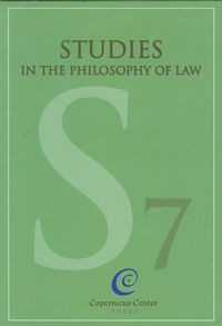 Zobacz książkę Studies in the philosophy of law  vol. 7. GAME THEORY AND THE LAW w Księgarni Internetowej Grzbiet.pl